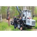 Liljaskolan investerar i skogsmaskiner från Vimek