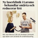 Ellifix öppnar i Larsmo, Finland