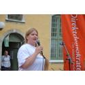 Erika Johansson, direktdemokratisk lokalpolitiker från Hedemora.