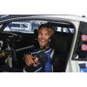 Andreas Mikkelsen porträtt inför Rally Portugal