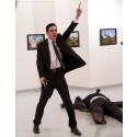 Stark vinnarbild när World Press Photo utsåg the World Press Photo of the Year