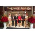 طيران الإمارات تفتتح صالة جديدة خاصة بركابها في مطار غلاسكو