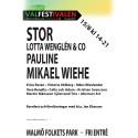 Affisch m STOR