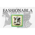 Europas samlare av Hermèsscarfar sluter upp på Kaplans Fashionabla
