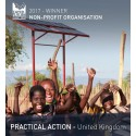 Practical Action wins top international renewable energy and sustainability prize