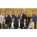 Eneo tecknar långsiktigt partnerskapsavtal med Infranode och säkrar 100 mkr i ny projektfinansiering
