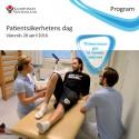 Patientsäkerhetens dag 2016