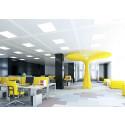 Formschön, superflach und vielseitig: Das LED-Panel AruFlat PRO von Aruana LED