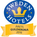 Sweden Hotels Awards 2016 - nomineringar Årets Guldkrona 2016