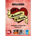Agenda för O'Learys Ambassador of Passion Day den 14 februari 2015