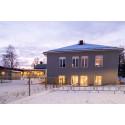 Barn och elever inviger ny förskola och skola i Stöcke