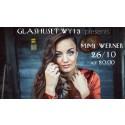 MIMI WERNER -  live på Glashuset WY13, Fri entré