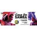 Casa do Samba vs Carneval – Brasiliansk karnevalklubb med heta rytmer samt Indiens första soundsystem Reggae Rajahs
