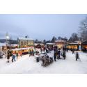 Här är Sveriges mysigaste julmarknader