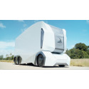 120 förarlösa lastfordon i skytteltrafik på E6