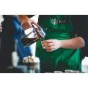 Starbucks åpner i Kristiansand