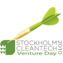 Logo Stockholm Cleantech Venture Day 2010