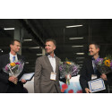 Herantis Pharma, Pelago Bioscience and Targovax receive Nordic Stars Award 2017 at NLSDays in Malmö