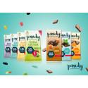 Pandy - Ett unikt och sockerfritt proteingodis från Sverige som nu lanseras på DVH.