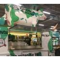 Zaluvida präsentiert klimafreundliches Rindfleisch auf deutschlandweiter Foodtruck Tour