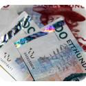 Tre veckor kvar att sätta in gamla sedlar – 4 miljarder kronor saknas