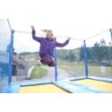 Trampoline i Geilo Sommerpark