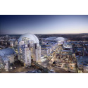 Klövern och Citycon i JV för att dubbla Globen Shopping