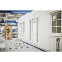 Stor fabriksinvestering i trähusfabrik i Hjältevad, Småland