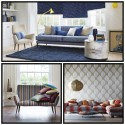 New Collection Release : Fabrics from Momentum 3 & 4 Collection, Harlequin, Goodrich