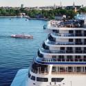 Rekordmånga kryssningsresenärer i Stockholms Hamnar