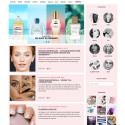 Skönhetsbloggen på eleven får nytt namn och utseende!