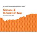 Världsforskare besöker Science and Innovation Day