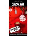 Virk-kit Julstjärnor Erica Laurell Organic Yarn