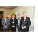 Brady receives TCOO Supplier Award
