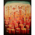 From New York in United States to London, UK the Art of the Portuguese Artist Santiago Ribeiro