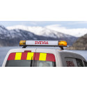 Svevia fortsätter att sköta om vägarna i Mosjøen, Norge.