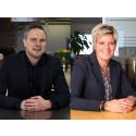 Ny Retail Sales Director i Sverige och ny Foodservice Director i Sverige och Danmark