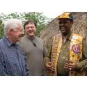 Lions och Jimmy Carter botar ögonsjukdomar