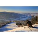 Stor ökning av svenskar i norska skidanläggningar