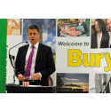 Bury votes Leave in EU Referendum
