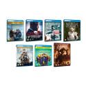 Nyheter på Blu-ray,  Blu-ray 3D, UHD & DVD i augusti från Universal Sony Pictures Home Entertainment