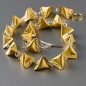 Guldsmeden Helena Edman får Prins Eugen-medaljen för framstående konstnärlig verksamhet.
