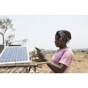 Danske solceller skal tænde lys i afrikanske flygtningelejre – og være en god forretning