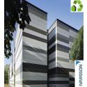 Frontline fasadskivor först med unik EPD-miljöcertifiering