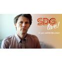 Jakob Hellman på SDG Live!