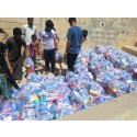 IRAK: Sjukhus i Tikrit beskjutet