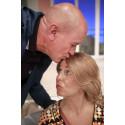 Bild ur  Minns Du mig?  Lisebergsteatern föreställning En komedi om kärlek med Thomas Peterson och Annika Andersson