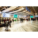 Digitala skärmar lyfter Stockholmsmässan