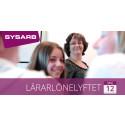 LÄRARLÖNELYFTET – Sysarb presenterar en ny modell för HUR PREMIERA PRESTATION!