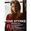 Tove Styrke på utsåld turné med Years & Years